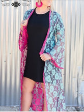 Load image into Gallery viewer, Taylor Dee Rose Duster - Sister Tribe Boutique