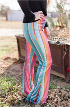 Load image into Gallery viewer, Stayin' Alive Flares - Sister Tribe Boutique