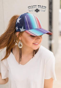 U.S. Hair Force Cap - Sister Tribe Boutique