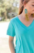 Load image into Gallery viewer, Turquoise Cool Whip - Sister Tribe Boutique