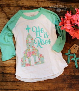 He is Risen - Kids - Sister Tribe Boutique