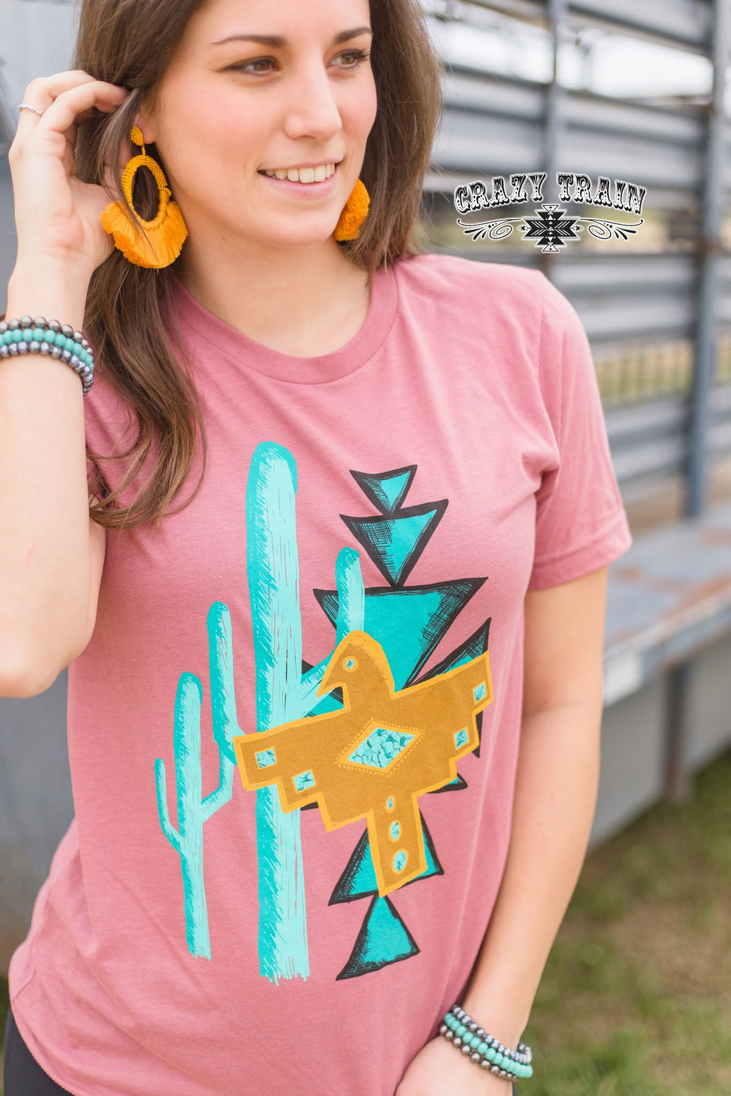 Thunderbird Tee - Sister Tribe Boutique