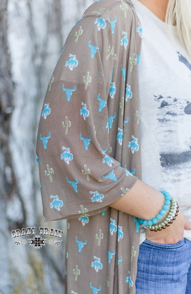 Bronc Duster - Sister Tribe Boutique