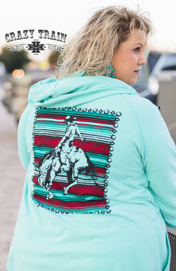 Cowboy Cool Hoodie - Sister Tribe Boutique
