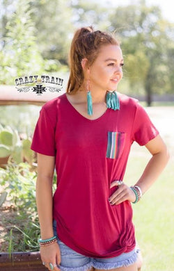 Sour Patch Serape Pocket Knot - Sister Tribe Boutique
