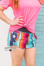 Load image into Gallery viewer, Oopsy Navy Shorts - Sister Tribe Boutique
