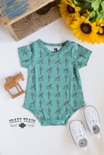 Load image into Gallery viewer, Rock Me Mamma Onesie - Sister Tribe Boutique