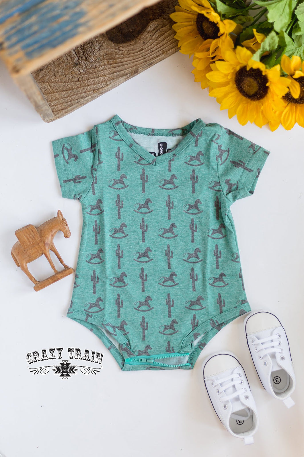 Rock Me Mamma Onesie - Sister Tribe Boutique