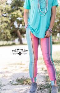 Top Dog Serape Joggers - Sister Tribe Boutique