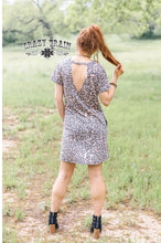 Load image into Gallery viewer, Leopard Laid Back Dress - Sister Tribe Boutique