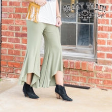 Load image into Gallery viewer, Olive Paltrow Pants - Sister Tribe Boutique