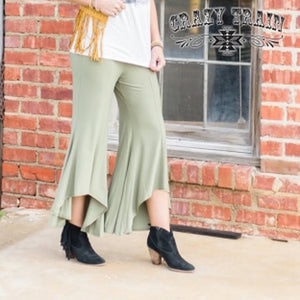 Olive Paltrow Pants - Sister Tribe Boutique