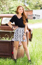 Load image into Gallery viewer, Ponderosa Python Skirt - Sister Tribe Boutique