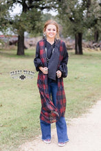 Load image into Gallery viewer, Buffalo Roamer Duster - Sister Tribe Boutique