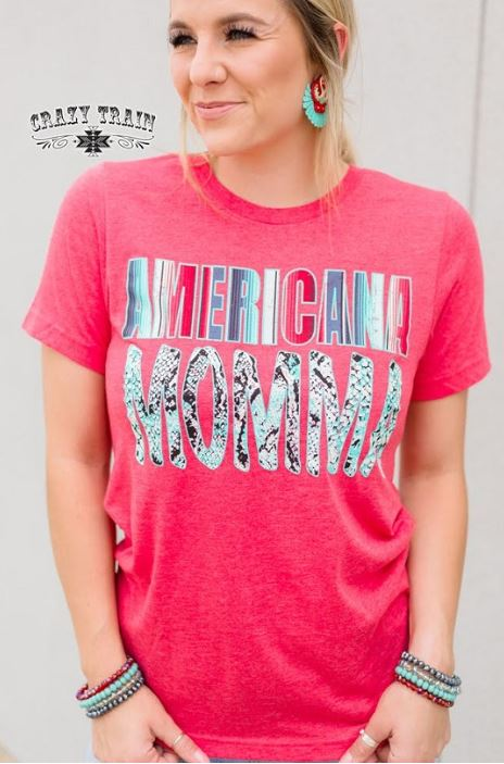 Americana Momma - Sister Tribe Boutique
