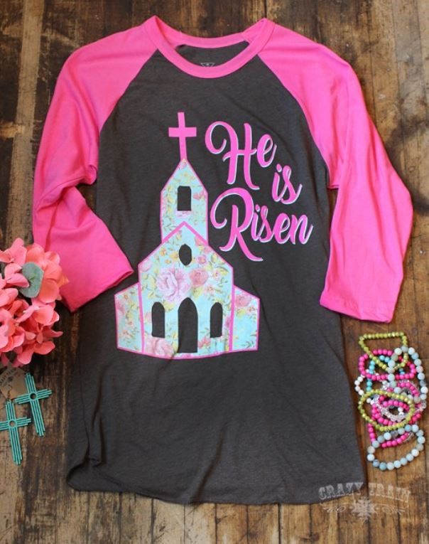 He is Risen - Sister Tribe Boutique