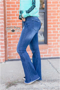 Flatter Flare Jeans - Sister Tribe Boutique
