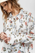 Load image into Gallery viewer, Floral Woods Top - Sister Tribe Boutique