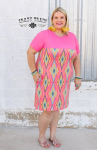 Must Be Crazy Dress - Sister Tribe Boutique