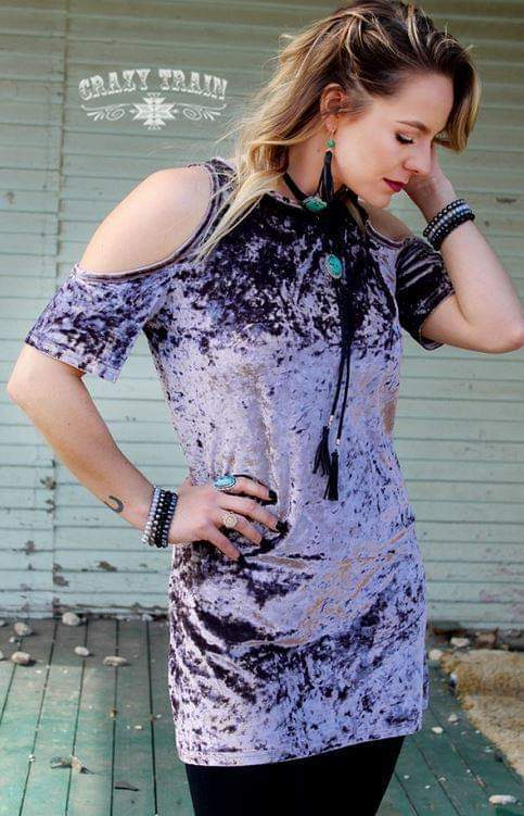 Bingham Stone Cold Tunic - Sister Tribe Boutique