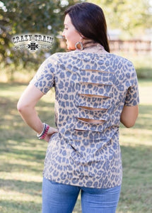 Back on Track Leopard - Sister Tribe Boutique