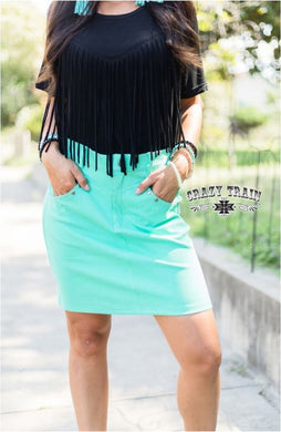 The Law Maker Skirt - Sister Tribe Boutique