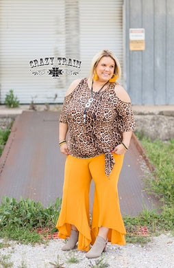 Sunshine Paltrow Pants - Sister Tribe Boutique