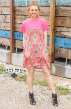 Load image into Gallery viewer, Must Be Crazy Dress - Sister Tribe Boutique
