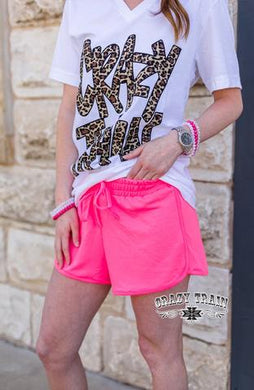 Show Off Lounge Shorts - Sister Tribe Boutique