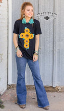 Load image into Gallery viewer, Flowers of Faith Tee - Sister Tribe Boutique