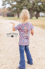 Load image into Gallery viewer, Slash Mob Aztec Tee - Sister Tribe Boutique