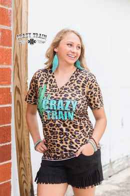 Wild Cactus Tee - Sister Tribe Boutique