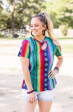 Cut It Out Top - Sister Tribe Boutique