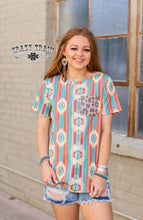 Load image into Gallery viewer, Gallup Girl Top - Sister Tribe Boutique