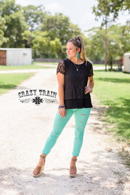 Go 2 Skinnies *Turquoise* - Sister Tribe Boutique