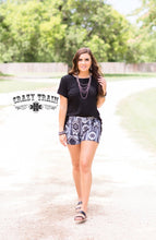 Load image into Gallery viewer, Jackpot Shorts - Sister Tribe Boutique