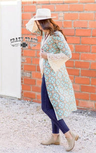 San Jose Duster - Sister Tribe Boutique