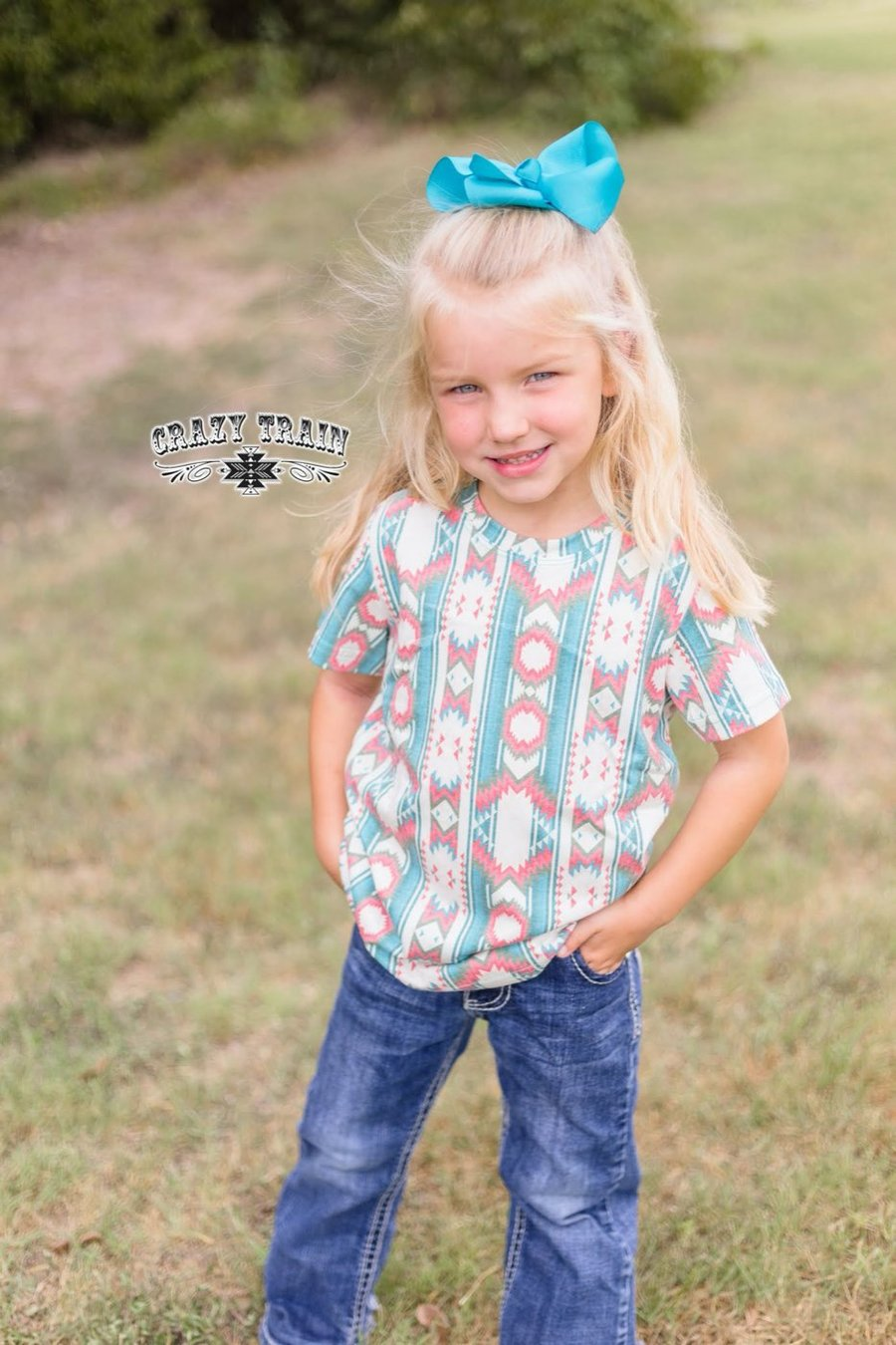 Ropes & Rhinestones Tee - Sister Tribe Boutique