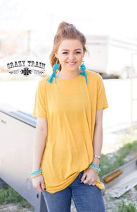 Mustard Knotty - Sister Tribe Boutique