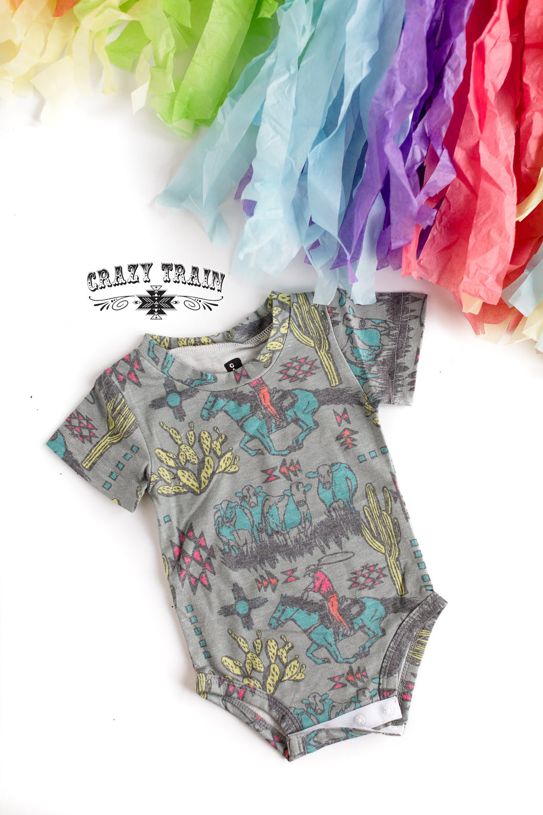 Lil Scenic Route Onesie - Sister Tribe Boutique