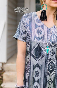 Midnight Howler Dress - Sister Tribe Boutique
