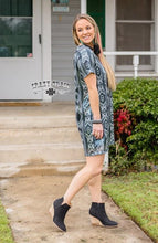 Load image into Gallery viewer, Midnight Howler Dress - Sister Tribe Boutique