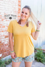 Load image into Gallery viewer, Mustard Butter Basic - Sister Tribe Boutique