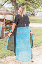 Load image into Gallery viewer, Turquoise Stone Duster - Sister Tribe Boutique