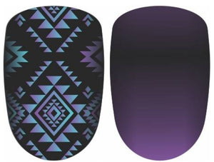 Plumtastic Nail Polish Strips - Sister Tribe Boutique