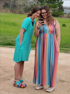 Margarita Maxi Dress - Sister Tribe Boutique