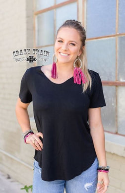 Black Butter Basic - Sister Tribe Boutique