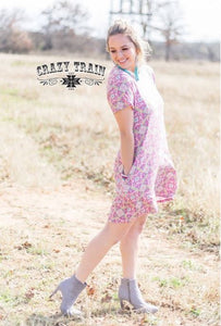 Bonita Mexican Dress - Sister Tribe Boutique