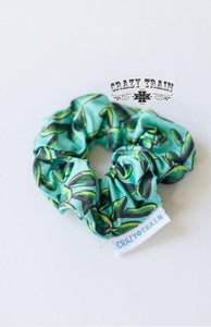Cactus Scrunchie - Sister Tribe Boutique