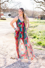 Load image into Gallery viewer, Floral Falls Lace Maxi Dress - Sister Tribe Boutique